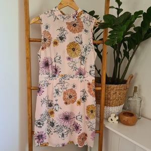 ASOS Floral Pencil Dress Size 12